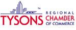 TYSONS Regional Chamber of Commerce logo