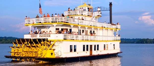 Event on the Potomac Riverboat Co.