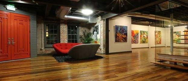 Event space at the ToolBox