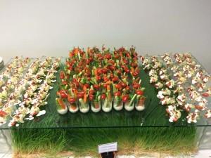 Reception at GMU