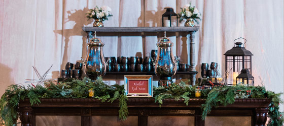 Mulled Wine Station