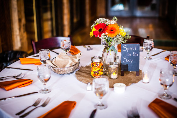 Fall Chic Table Setting