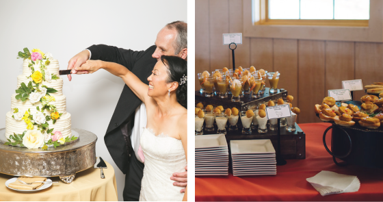 Wedding and Special Events by Paige with Purple Onion Catering Co