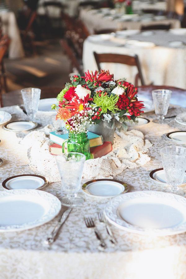 Stunning Flower Arrangements Wedding Centerpiece