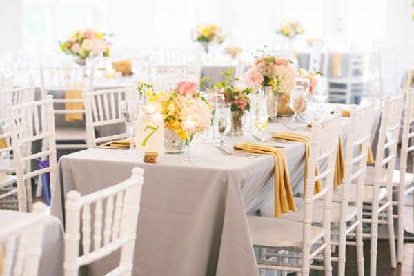 Gold Touch Centerpiece