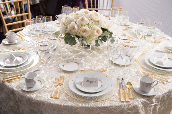 Elegant Tablescape Design