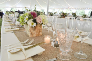 Rustic Tablescape Design
