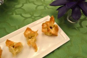 Top Seasonal Wedding Catering Menu Ideas