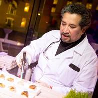 Purple Onion Catering Co. Event Chef