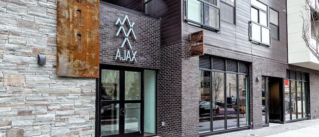 Ajax event venue