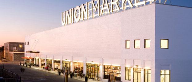 Dock 5 Union Market event venue