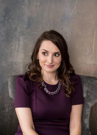 Anna Tummarello, Event Producer at Purple Onion Catering Co.
