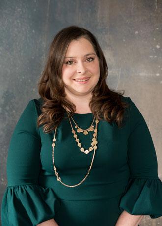 Katy Jones, Event Designer at Purple Onion Catering Co.